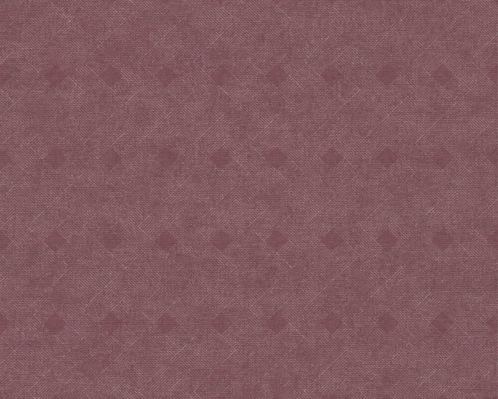 A.S. Création Tapete Grafik, Metallics, Rot 380293