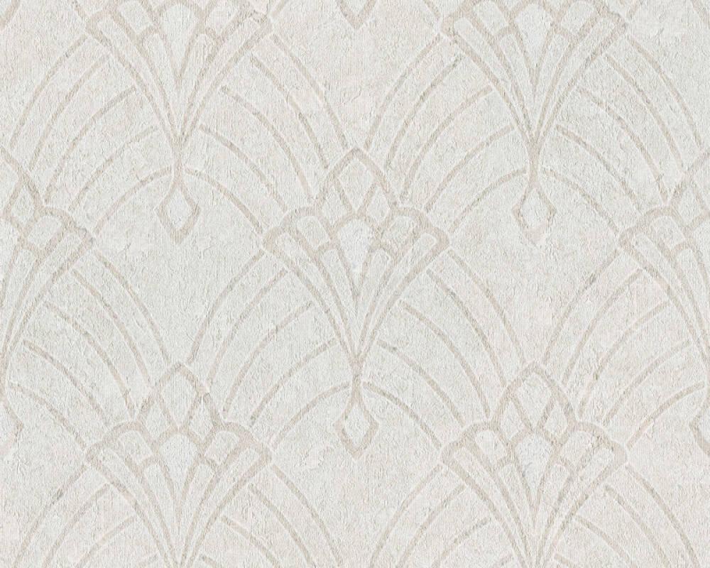 Livingwalls papier peint Baroque, beige, crème, jaune 380943