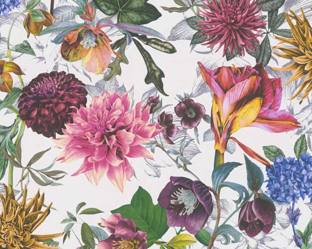 A.S. Création Обои Флора, Разноцветные 381754