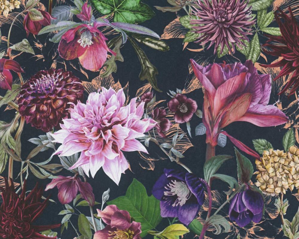 A.S. Création Tapete Floral, Bunt 381756