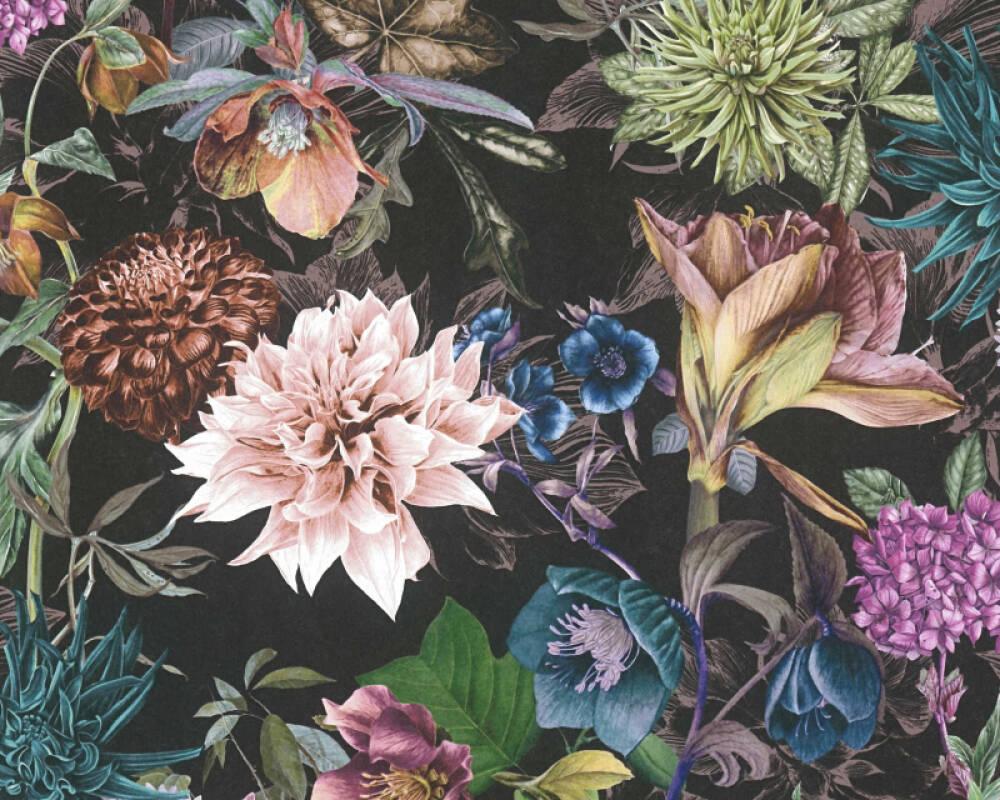 A.S. Création Обои Флора, Разноцветные 381757