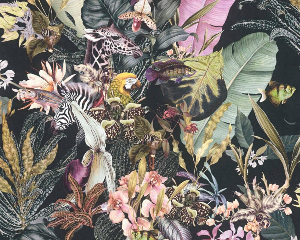 A.S. Création Обои Флора, Разноцветные 381761