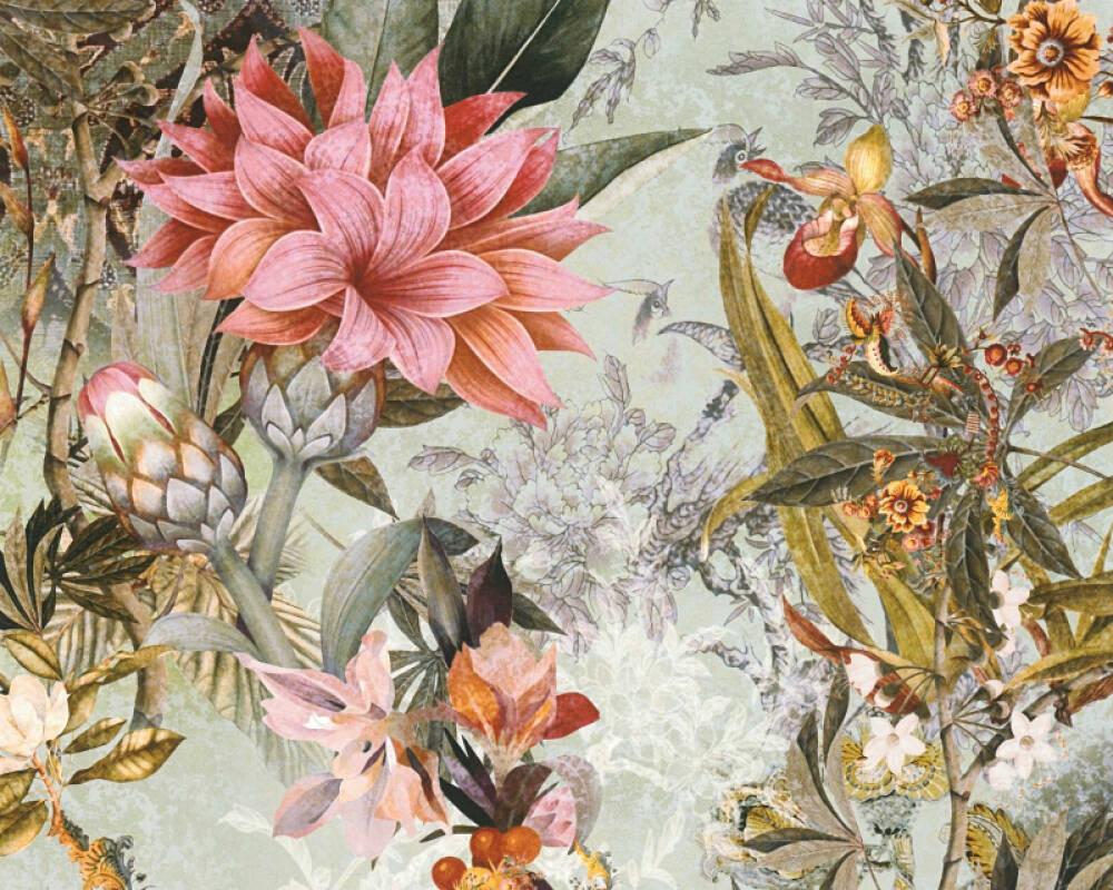 A.S. Création Tapete Floral, Bunt 381771