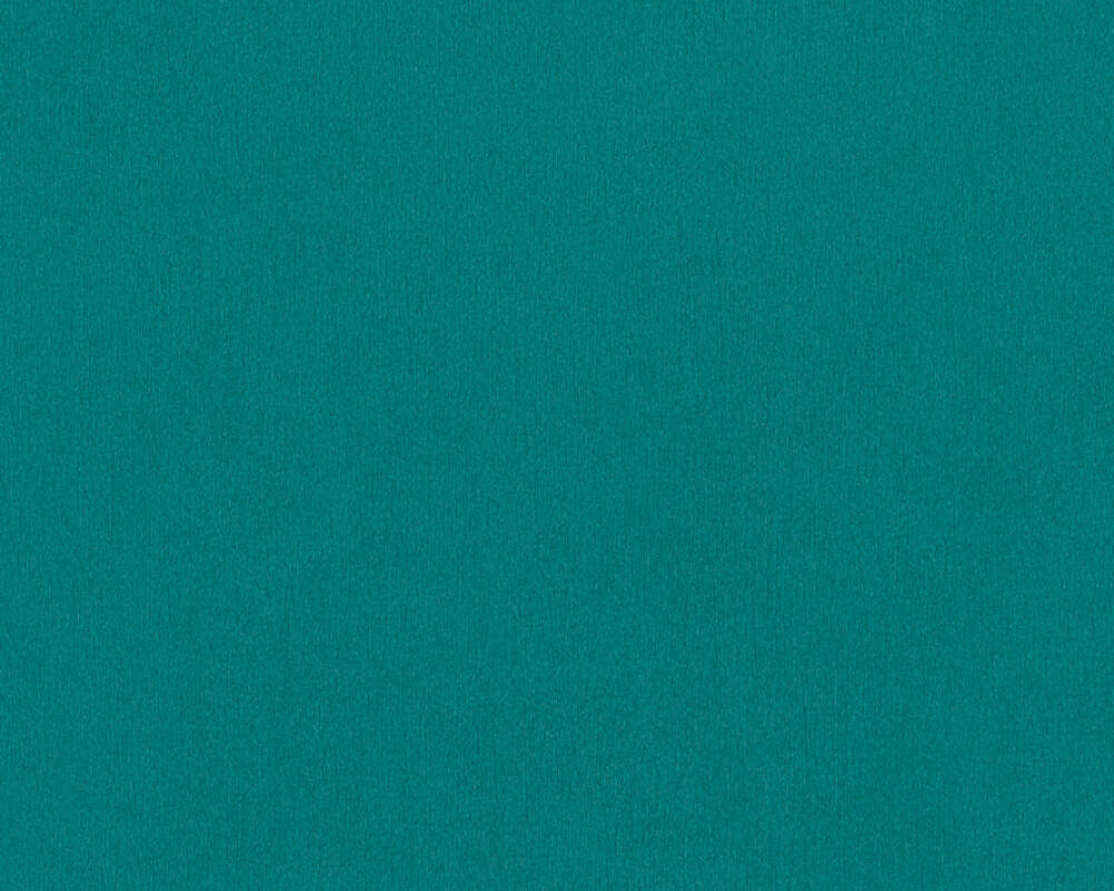 A.S. Création Tapete Uni, Blau, Grün 383624