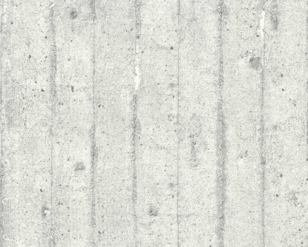 A.S. Création Tapete Beton, Grau 713711