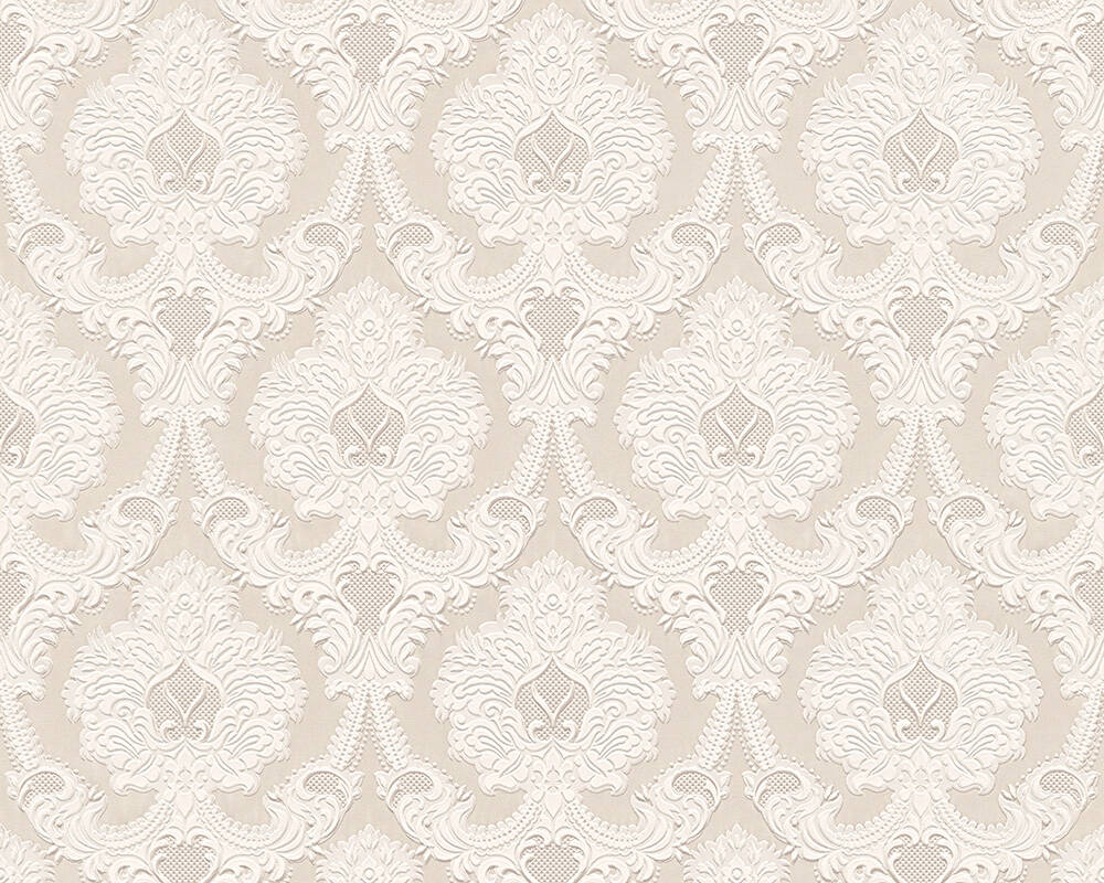 A.S. Création Wallpaper Beige 764034