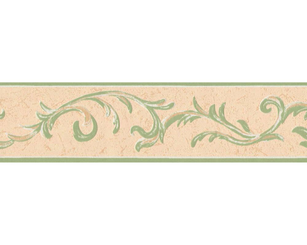 A.S. Création Бордюр Флора, Бежевые, Зеленые, Коричневыe 789426
