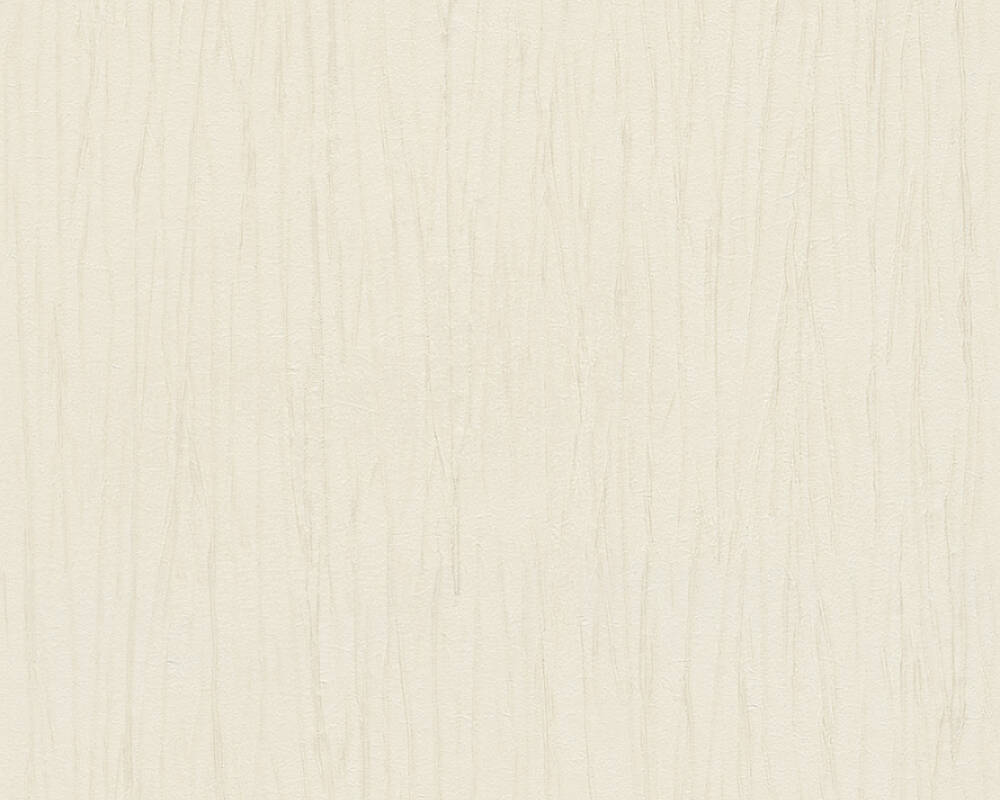 A.S. Création Wallpaper Uni, Beige, Cream 808806