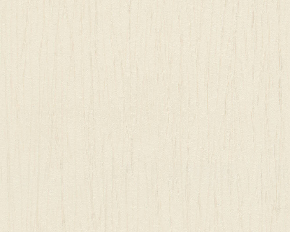 A.S. Création Wallpaper Uni, Beige, Cream 808813