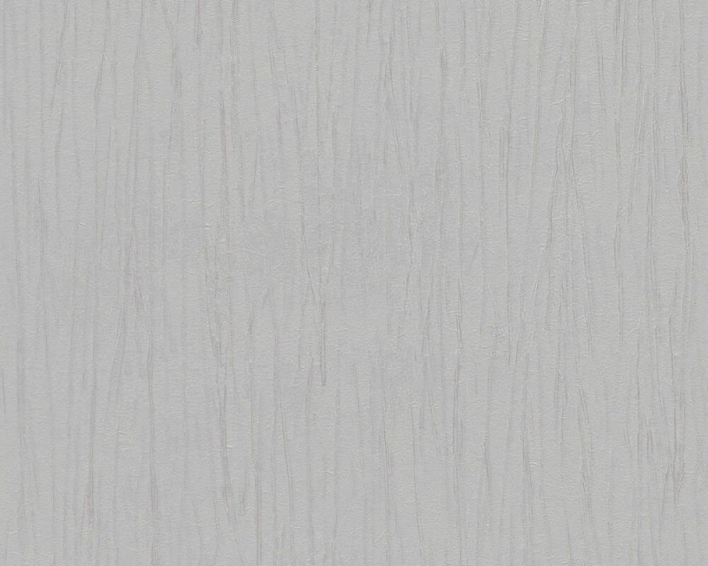 A.S. Création Wallpaper Uni, Grey 808837
