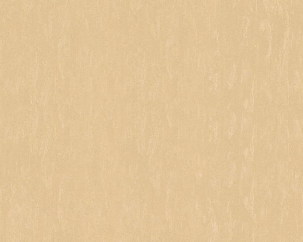 A.S. Création papier peint Uni, beige 876638