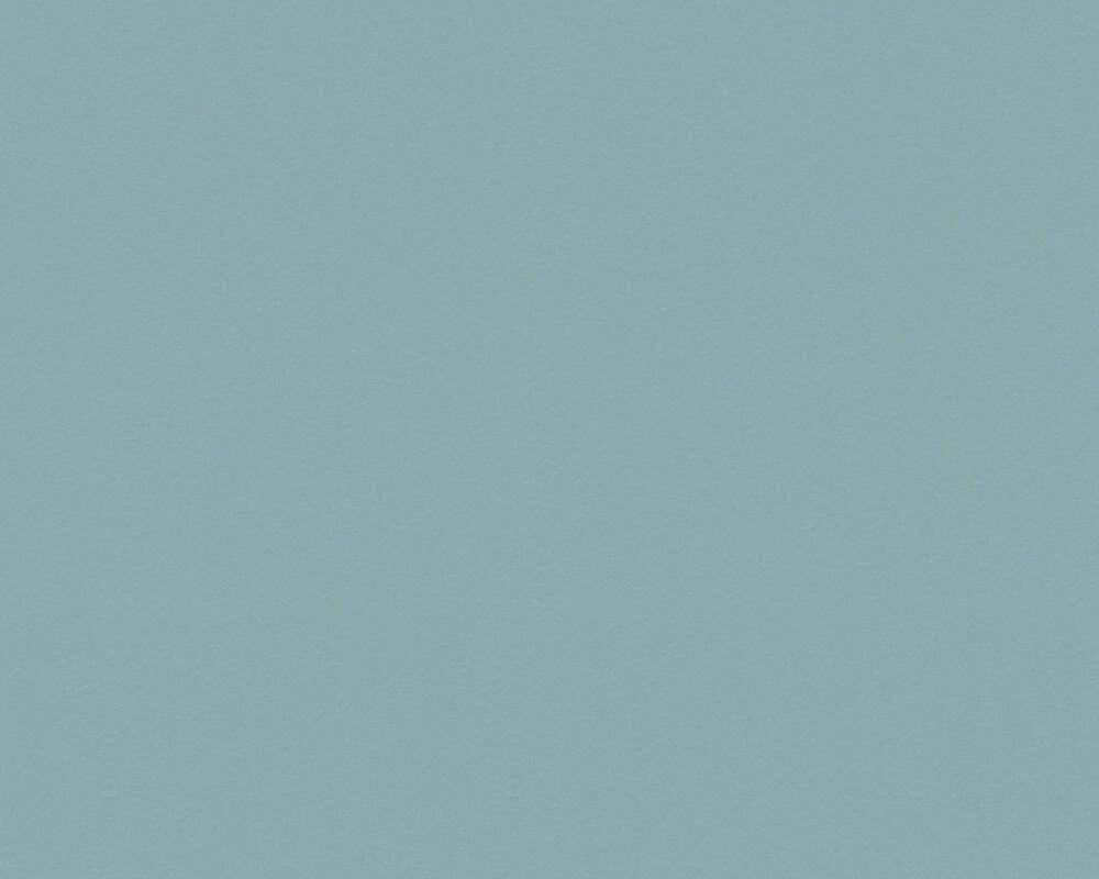 Livingwalls Wallpaper Uni, Blue 891921