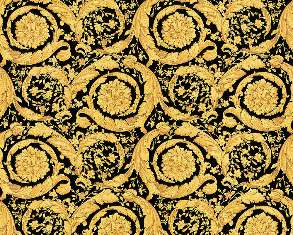 Versace Pattern Wallpaper Images & Pictures - Becuo