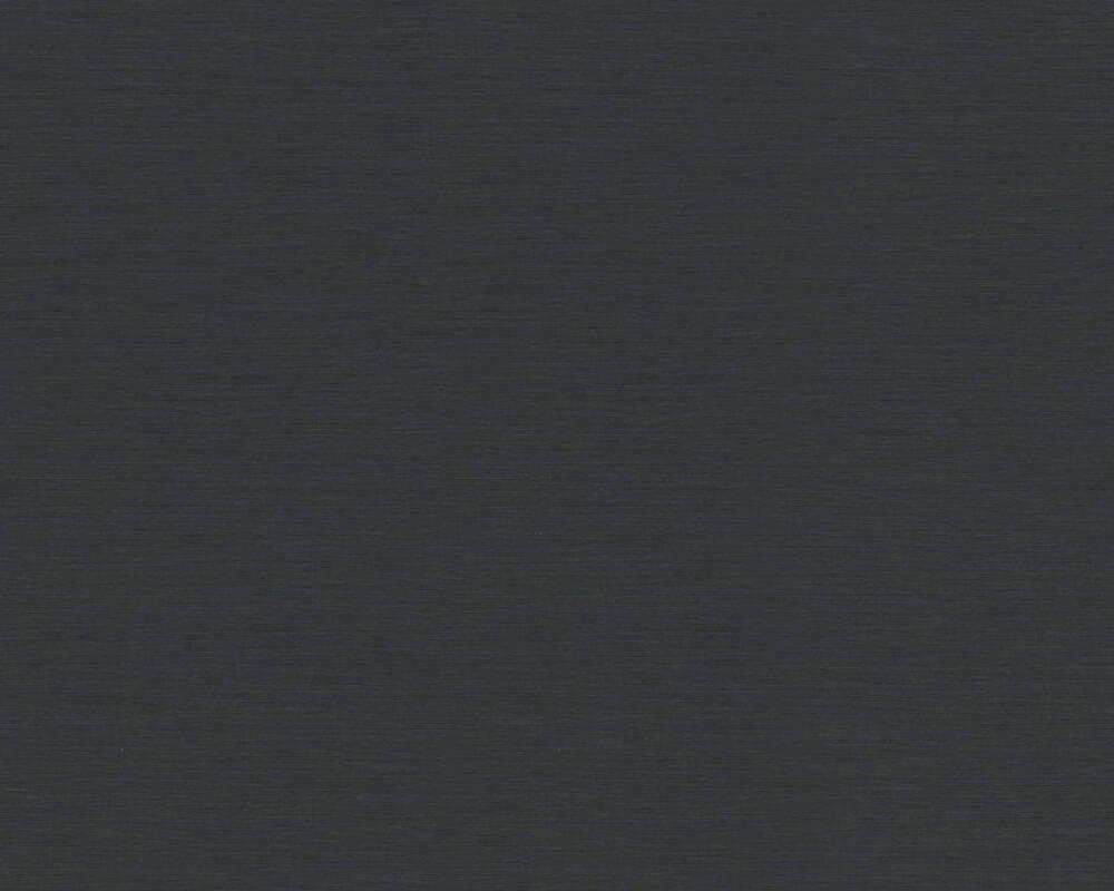 A.S. Création papier peint Uni, noir 937543