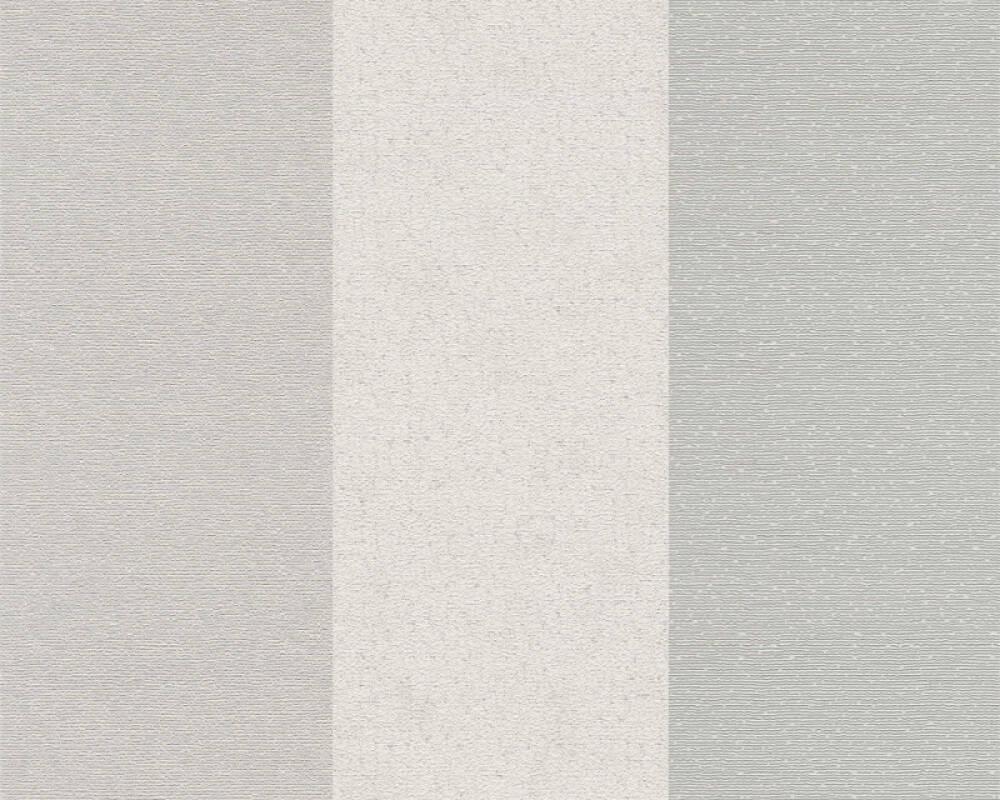 blockstreifen vlies tapete 9434 51 943451 hermitage grau metallics ebay. Black Bedroom Furniture Sets. Home Design Ideas