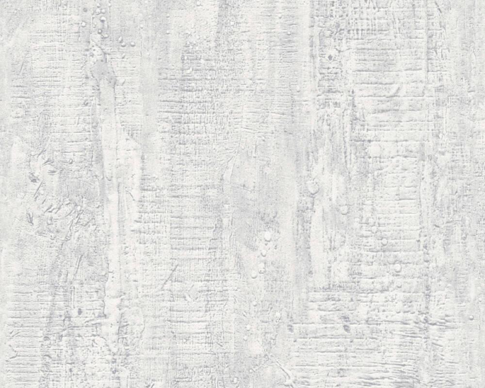 A.S. Création papier peint Béton, gris 944263