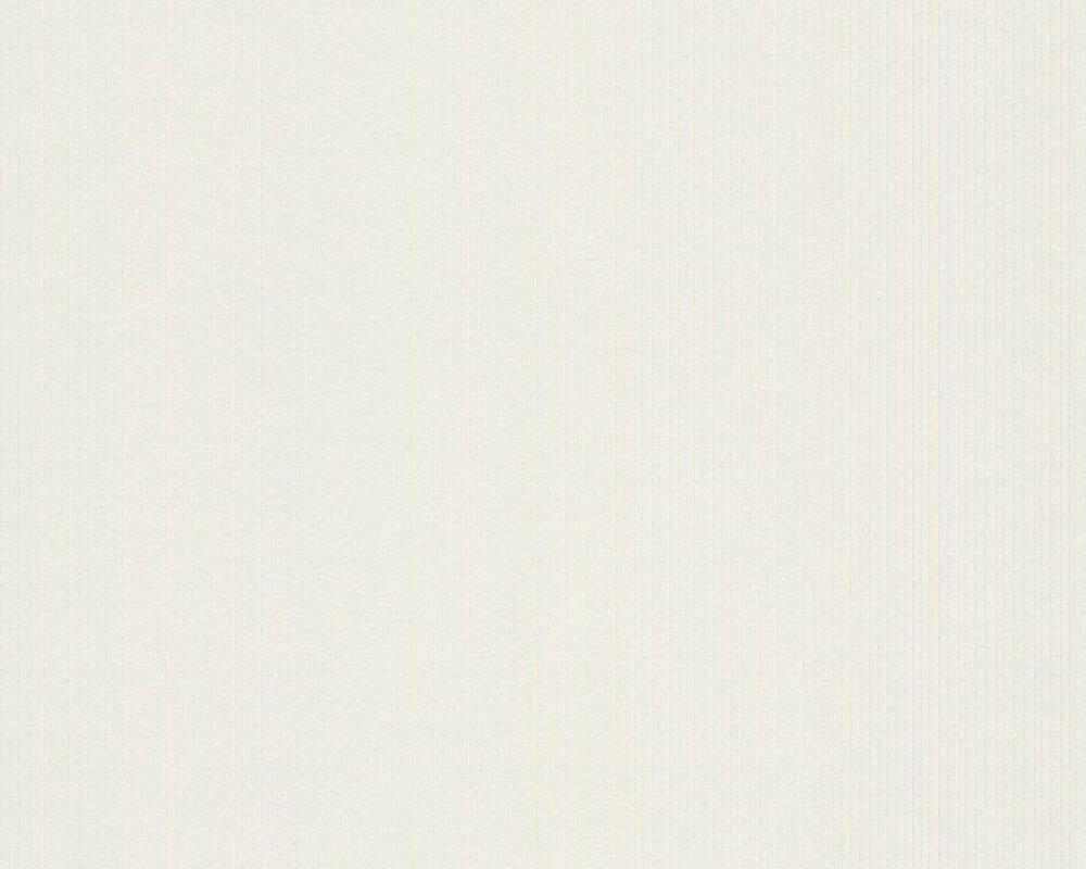 A.S. Création papier peint Uni, blanc 957627