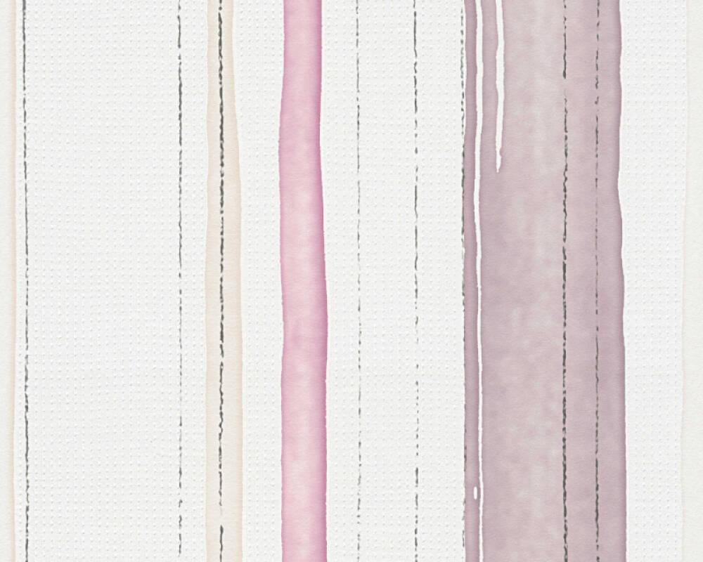 Esprit home wallpaper 958262 for Tapete streifen beige