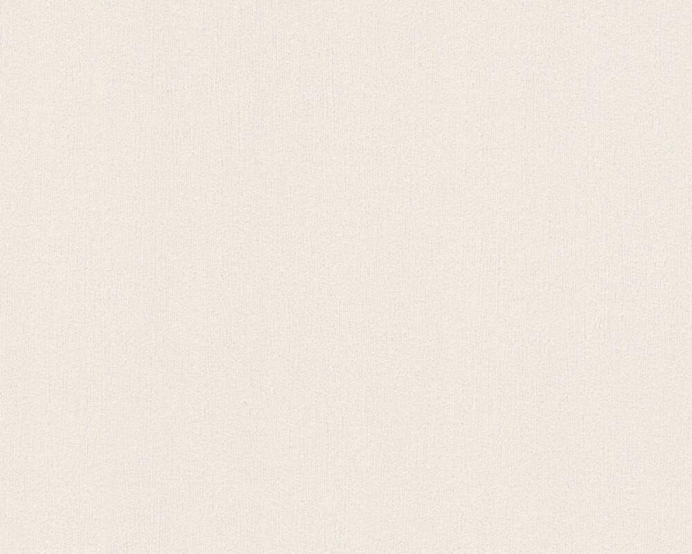 A.S. Création papier peint Uni, crème 958571