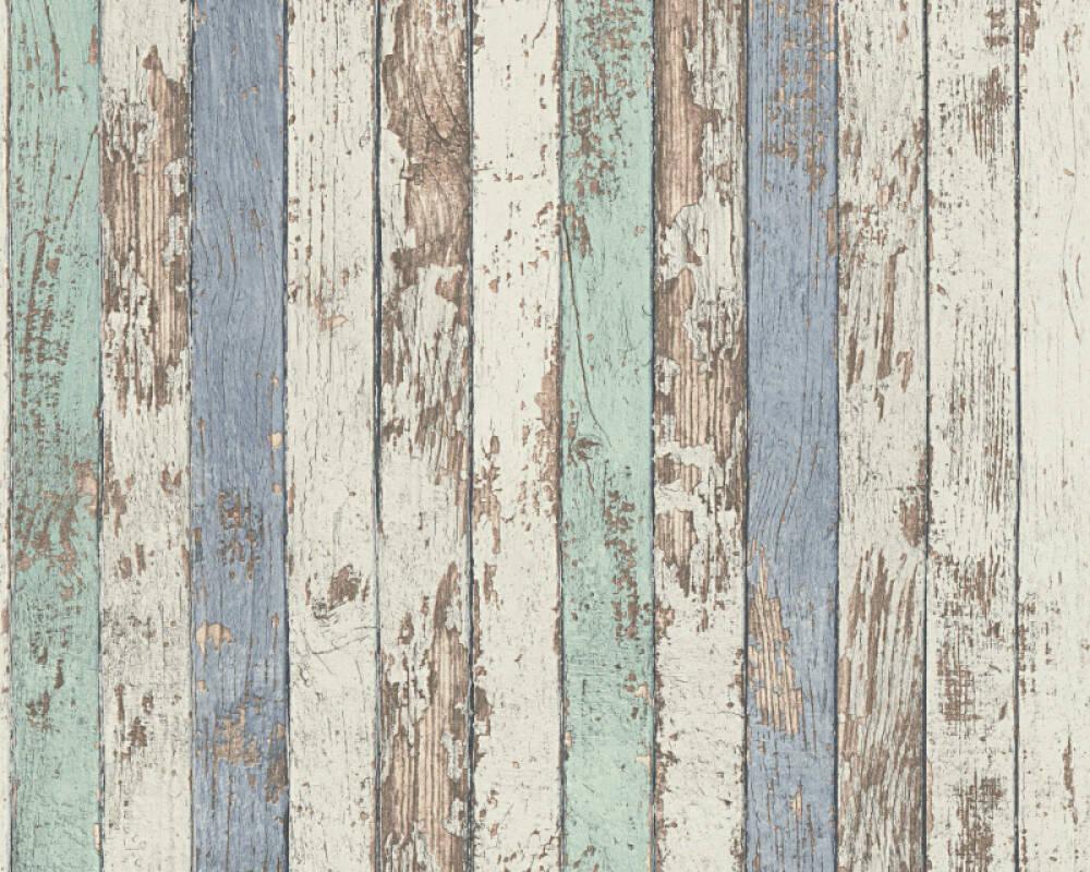 as cration wallpaper 959141 wallpaper blue brown white cottage modern - Kchen Tapeten Modern
