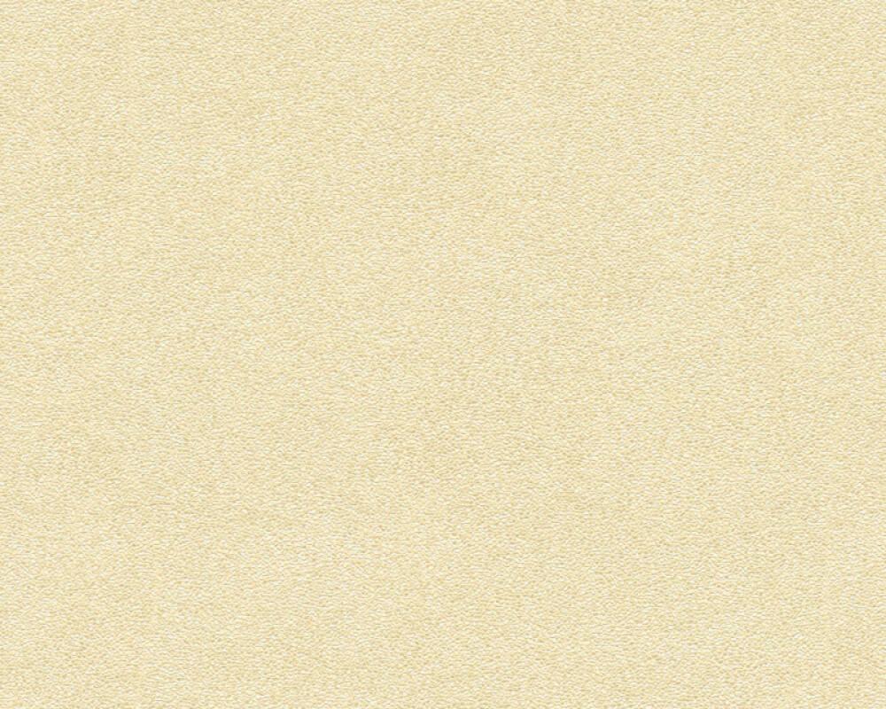 Architects Paper papier peint Uni, jaune, métallique 959822