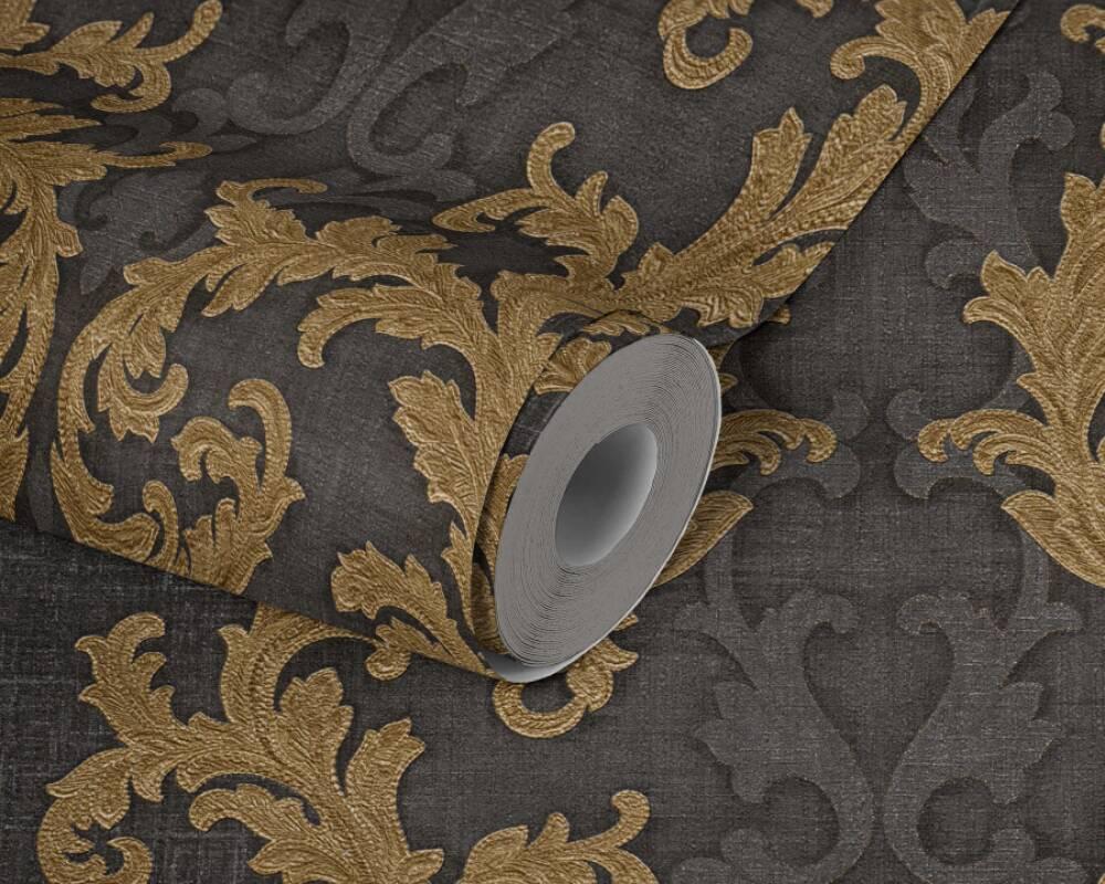 versace home papier peint 962326. Black Bedroom Furniture Sets. Home Design Ideas