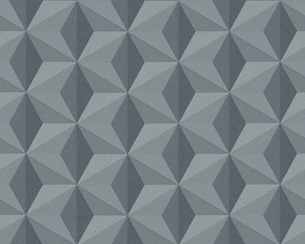 A.S. Création Wallpaper Graphics, 3D, Black 962552