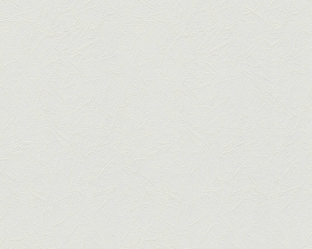 A.S. Création Wallpaper Uni, White 962662