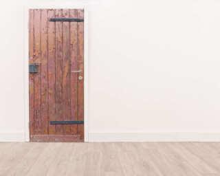Livingwalls Door mural 020007