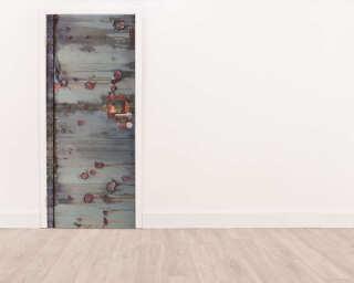 Livingwalls Door mural 020015