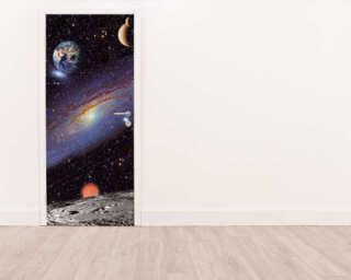Livingwalls Door mural 020022
