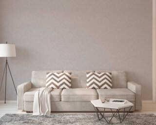 A.S. Création Wallpaper «Concrete, Grey» 317766