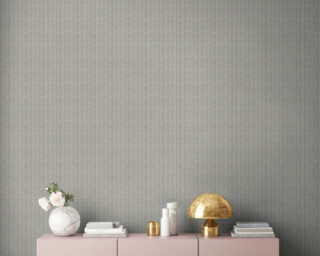 Livingwalls Wallpaper «Wood, Cottage, Grey» 373932