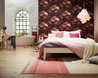 Livingwalls Обои «Уни, Розовые» 374301