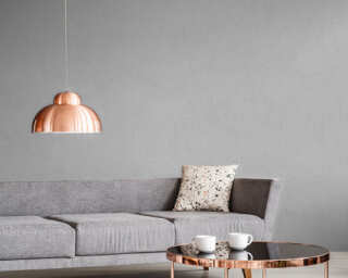 Livingwalls Wallpaper «Uni, Grey» 374304
