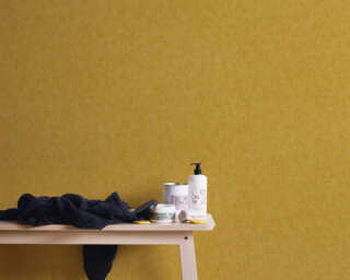 Private Walls papier peint «Uni, orange» 375355