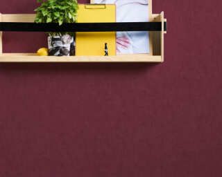 Private Walls Wallpaper «Uni, Purple, Red» 375362