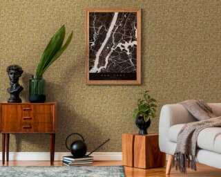 Architects Paper Vliestapete «Landhaus, Beige, Gelb» 377064