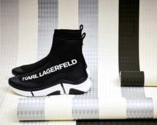 Karl Lagerfeld Vliestapete 378493