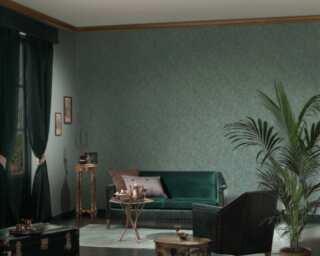 Livingwalls Tapete «Barock, Beige, Creme, Gelb» 380943