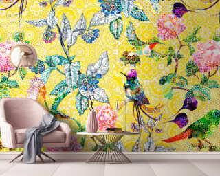 Photo wallpaper «exotic mosaic1» DD110201