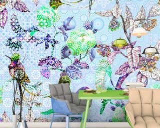 Photo wallpaper «exotic mosaic2» DD110206