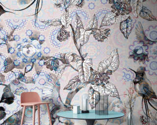 Photo wallpaper «exotic mosaic3» DD110296