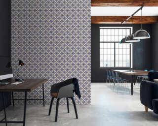 Photo wallpaper «azulejos 2» DD114022