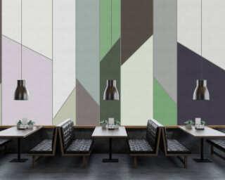Photo wallpaper «geometry 3» DD114522