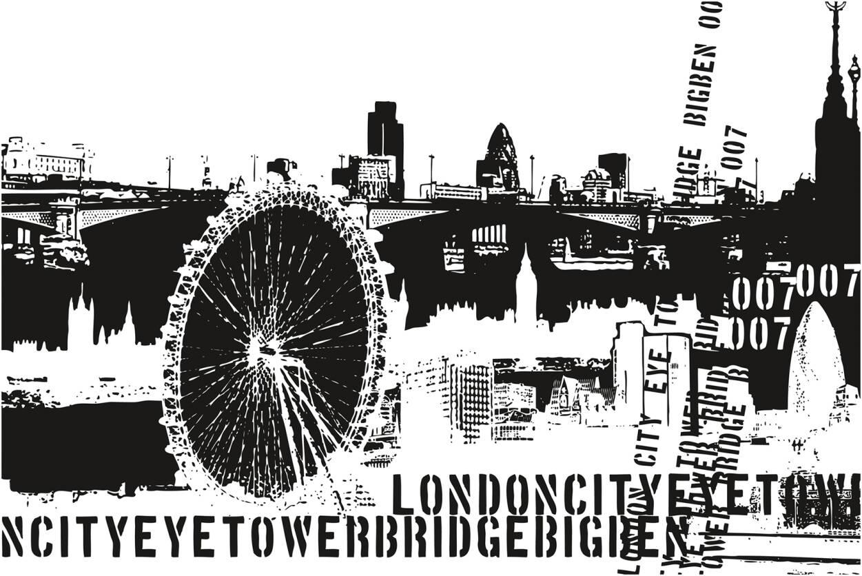 Livingwalls Fototapete «London» 032000