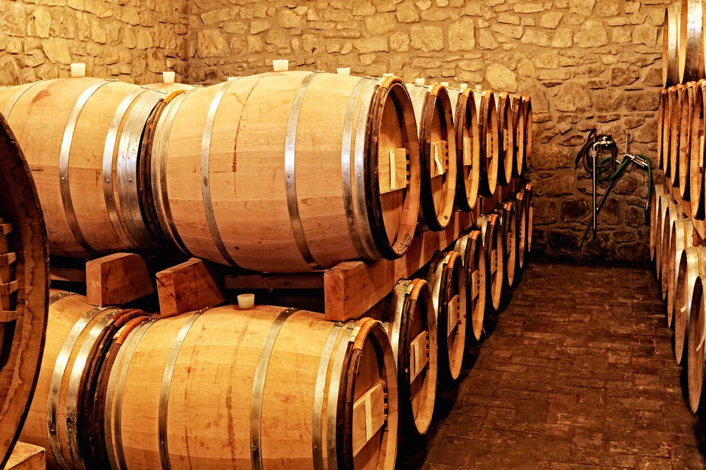 Livingwalls impression numérique Wine Cellar 470291
