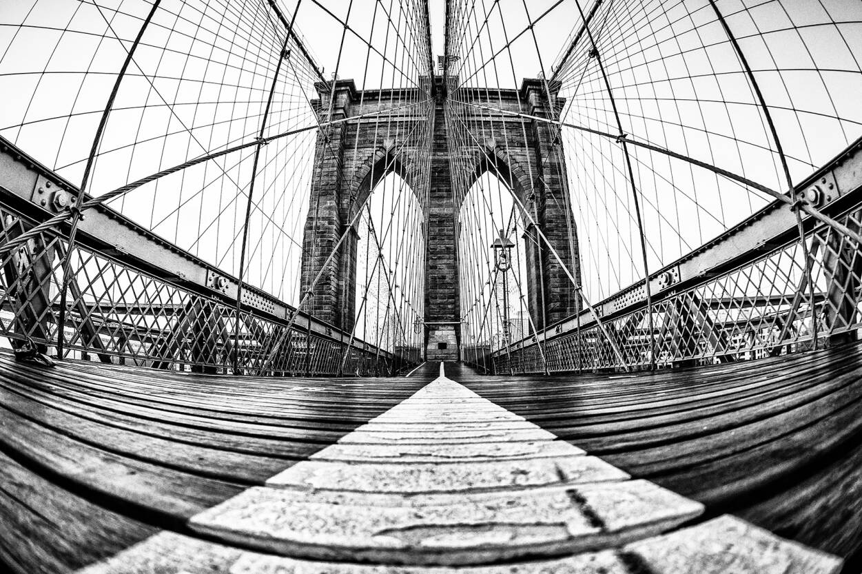 Architects Paper Photo Wallpaper Brooklyn Bridge View 470521