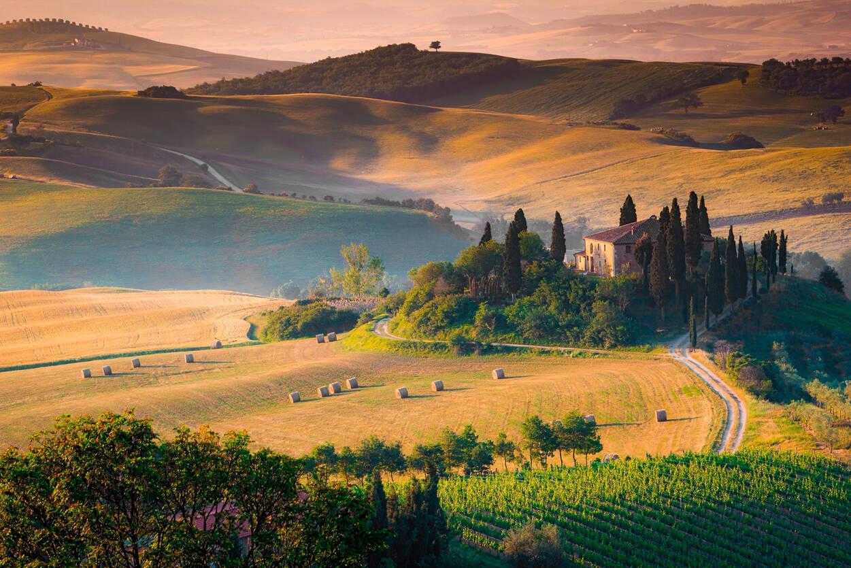 Livingwalls Photo wallpaper Toscana 470605