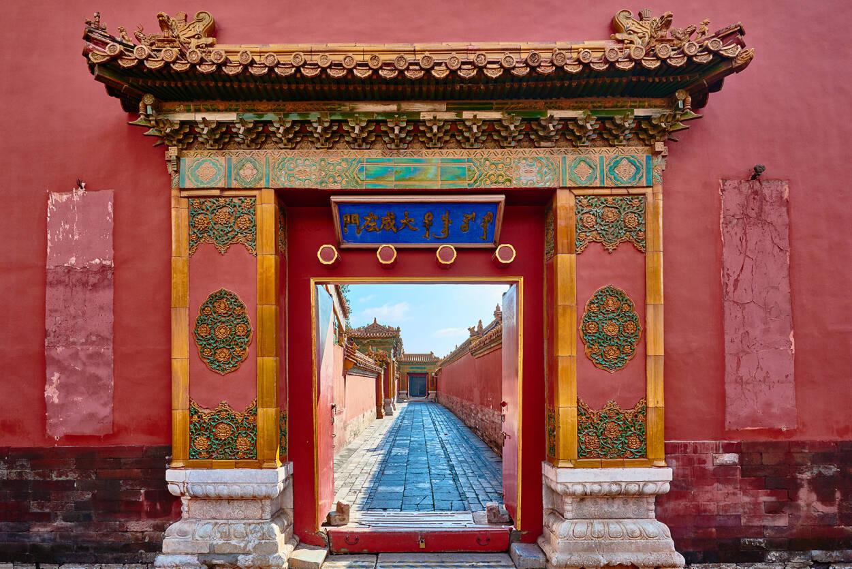 Livingwalls Photo wallpaper Forbidden City 470608